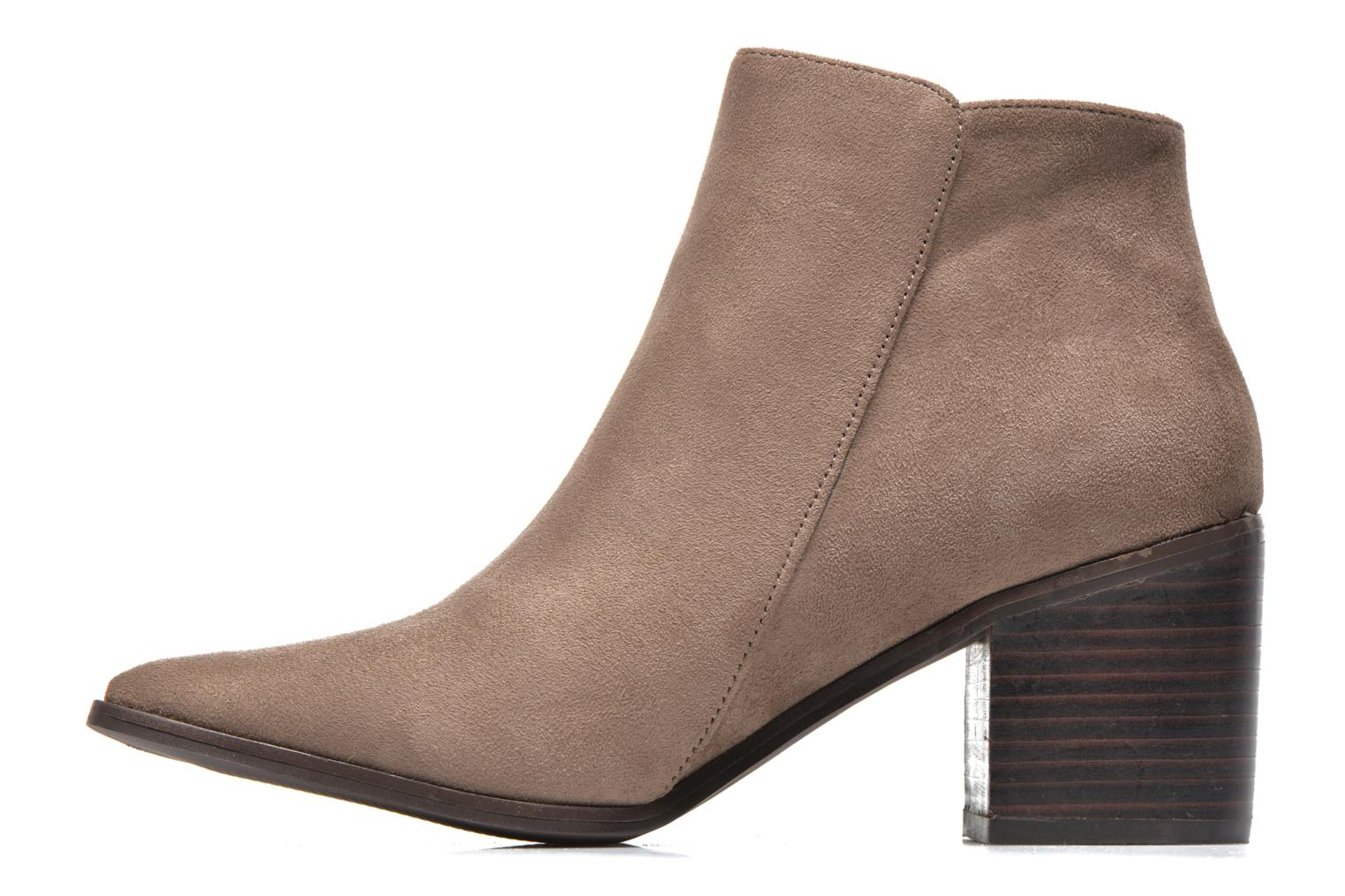 Ankle boots La Strada Nelly Brown front view
