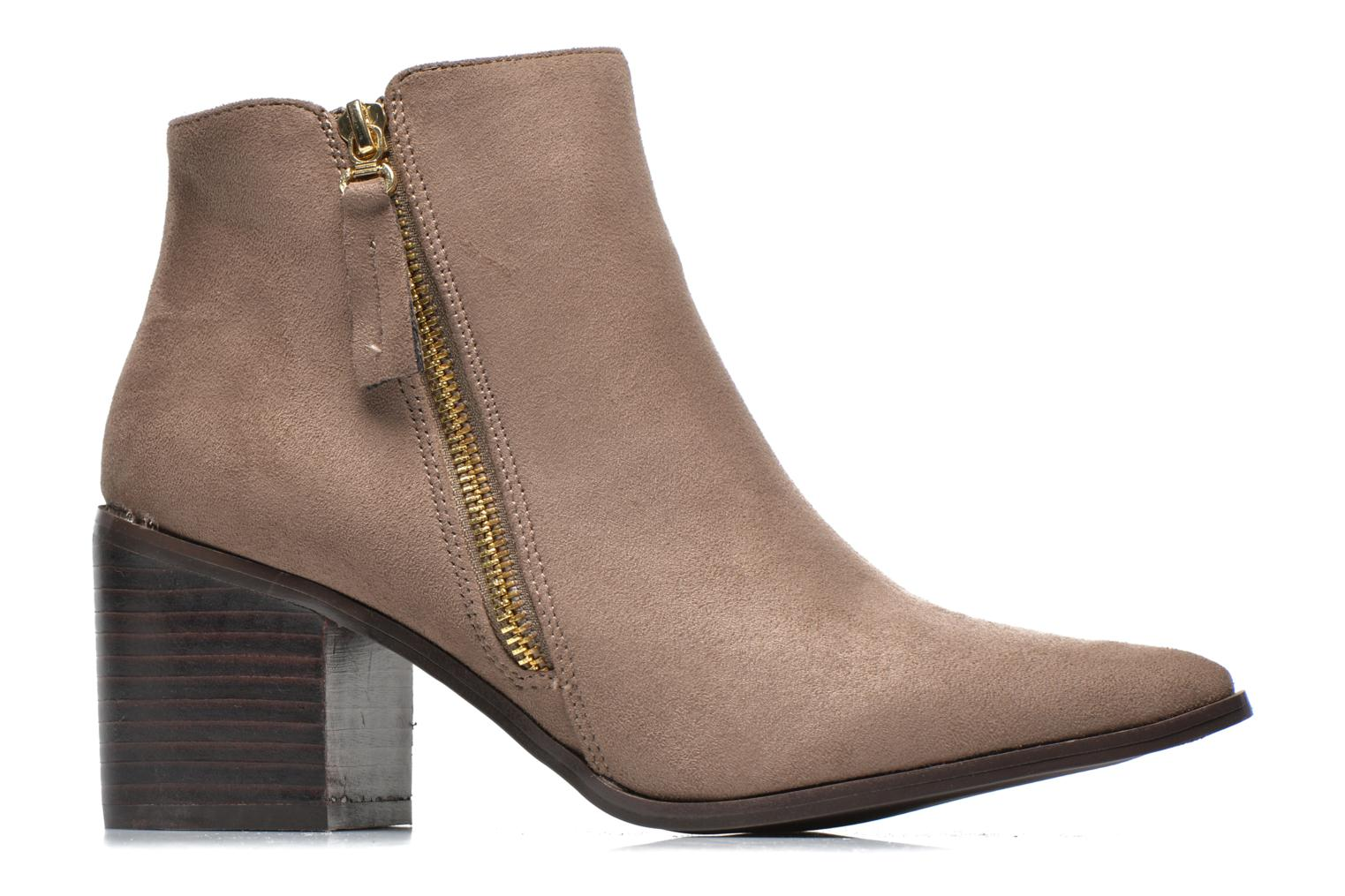 Ankle boots La Strada Nelly Brown back view