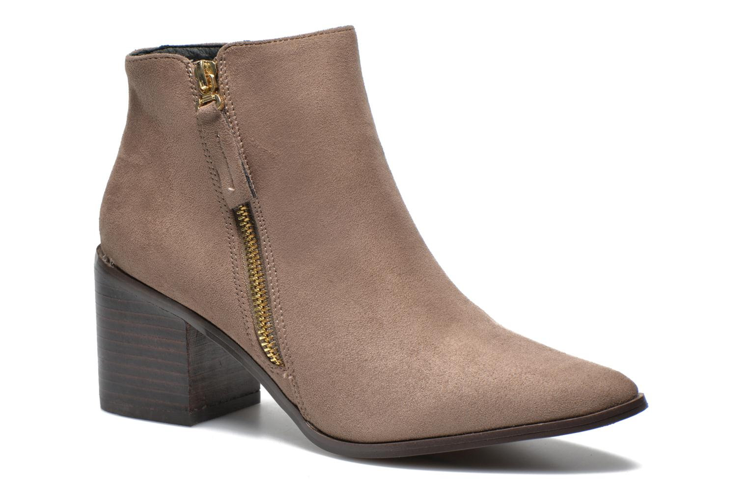 Ankle boots La Strada Nelly Brown detailed view/ Pair view