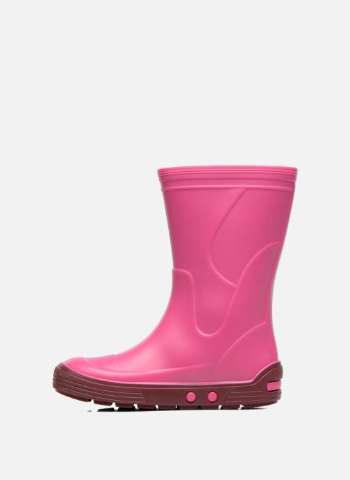 Boots & wellies Méduse Airbus Pink front view