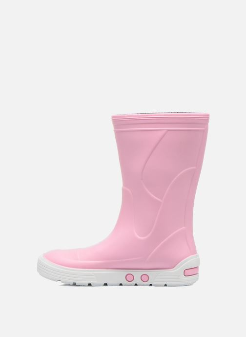 Boots & wellies Méduse Airport Pink front view