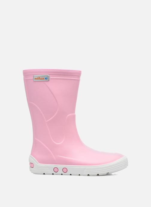 Boots & wellies Méduse Airport Pink back view
