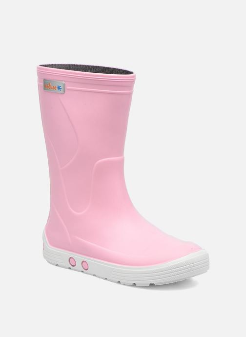 Boots & wellies Méduse Airport Pink detailed view/ Pair view