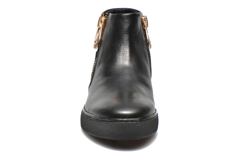 Botines  Shoe the bear Amy 6432 Negro vista del modelo