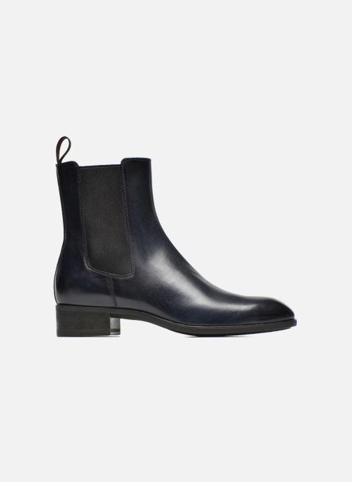 Boots en enkellaarsjes Santoni Elodie 53554 Blauw achterkant