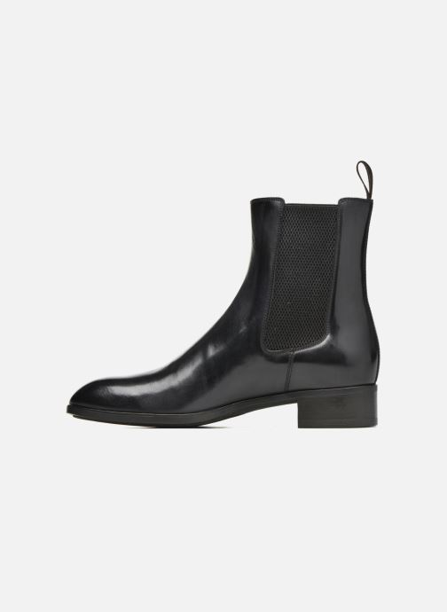 Ankle boots Santoni Elodie 53554 Grey front view