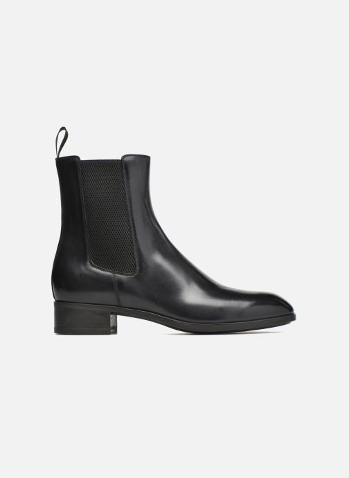 Ankle boots Santoni Elodie 53554 Grey back view