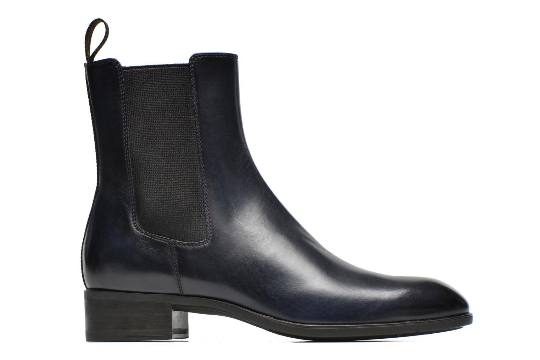 Bottines et boots Santoni Elodie 53554 Bleu vue derrière