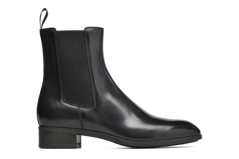 Bottines et boots Santoni Elodie 53554 Gris vue derrière