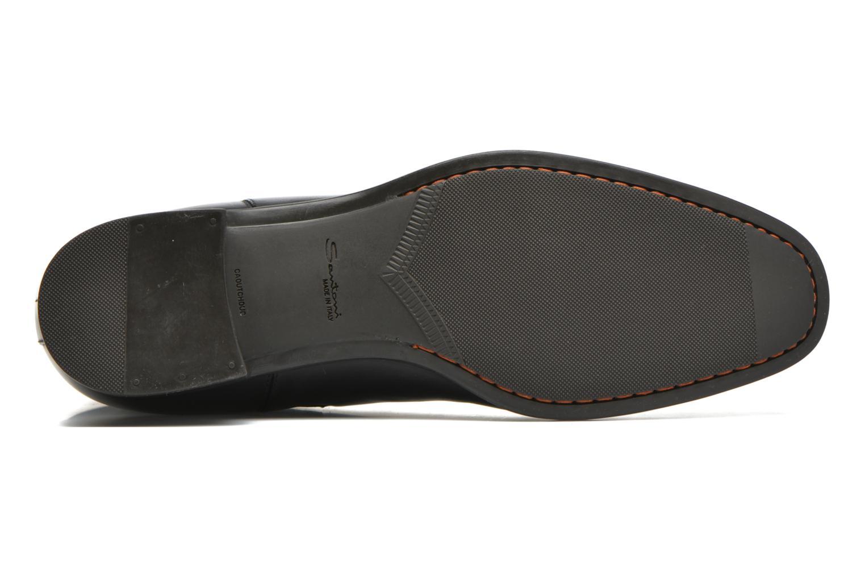 Bottines et boots Santoni Elodie 53554 Gris vue haut