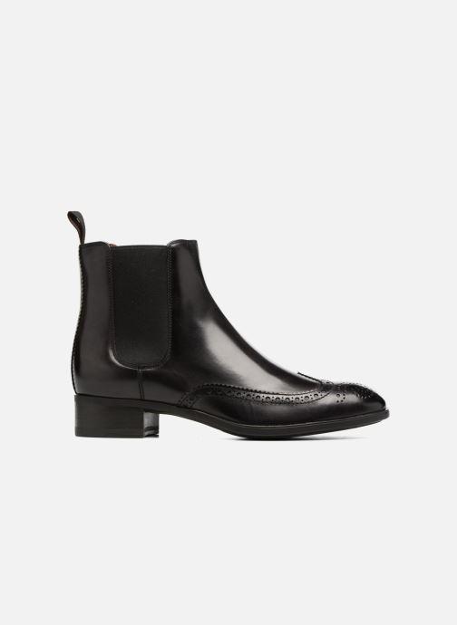 Ankle boots Santoni Elodie 55133 Black back view