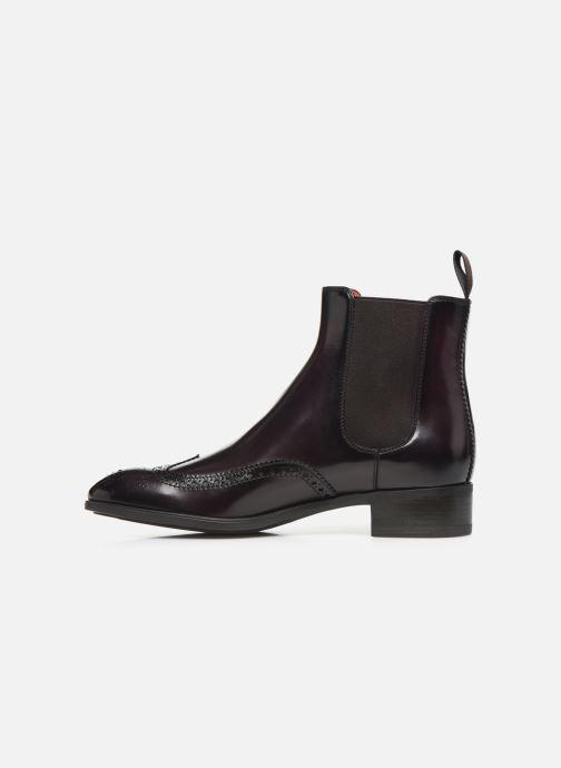 Bottines et boots Santoni Elodie 55133 Violet vue face