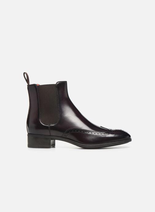 Bottines et boots Santoni Elodie 55133 Violet vue derrière