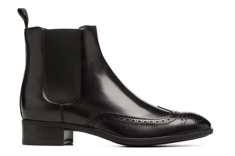Bottines et boots Santoni Elodie 55133 Noir vue derrière