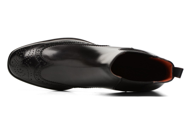 Bottines et boots Santoni Elodie 55133 Noir vue gauche