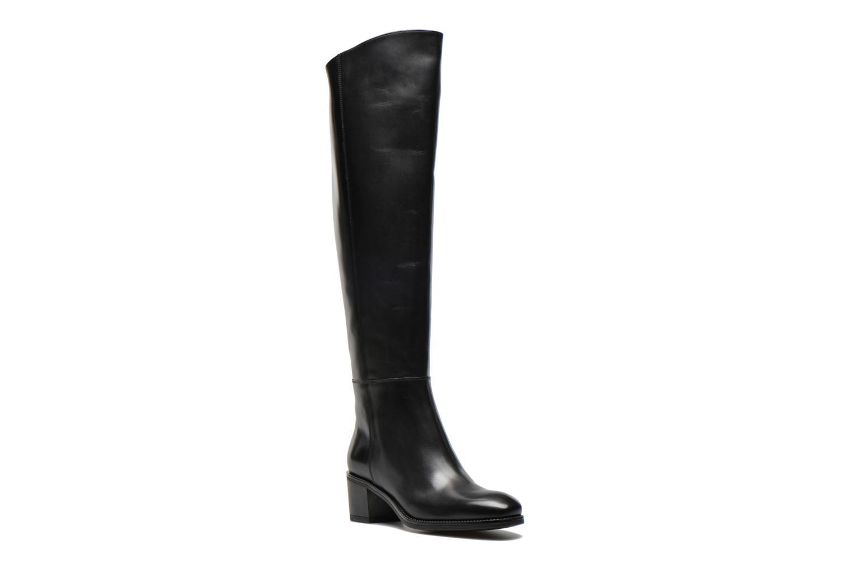 Stiefel Santoni Funny 53436 schwarz detaillierte ansicht/modell