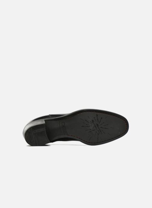 Bottines et boots Santoni Fanny 52617 Noir vue haut