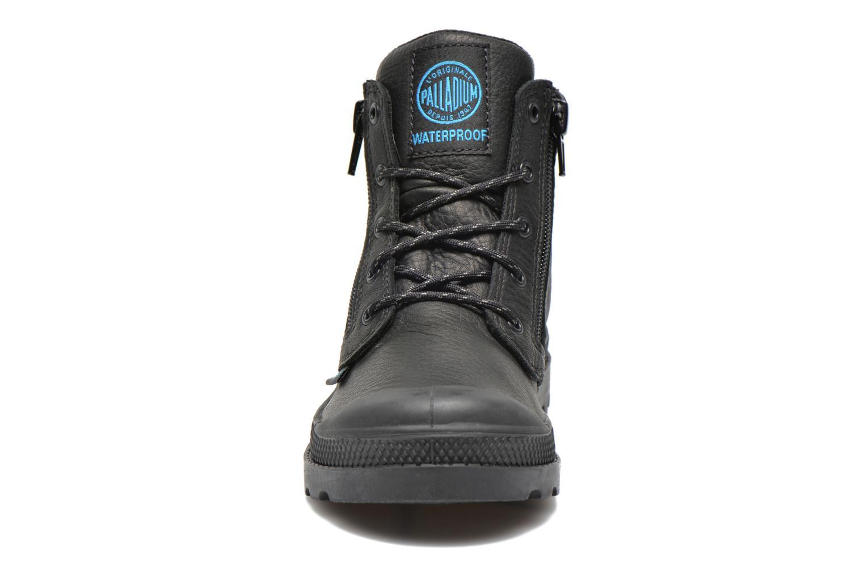Ankle boots Palladium Hi Cuff Wp K Black model view