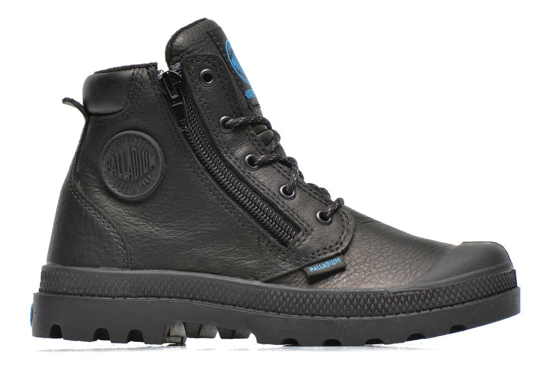 Ankle boots Palladium Hi Cuff Wp K Black back view