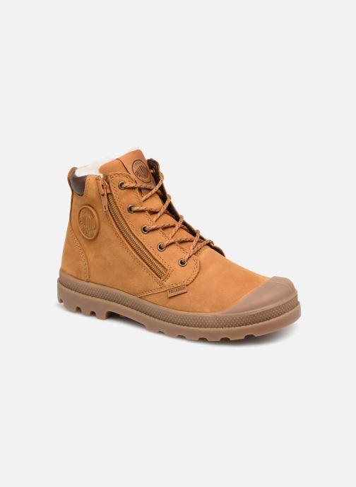 K marron Hi Boots Sarenza Palladium Wps Cuff Chez Bottines Et 7wgq4Ct