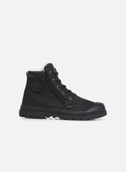 Bottines et boots Palladium Hi Cuff Wps K Noir vue derrière