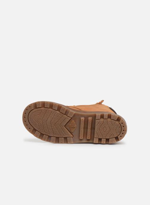 Boots en enkellaarsjes Palladium Hi Cuff Wps K Bruin boven