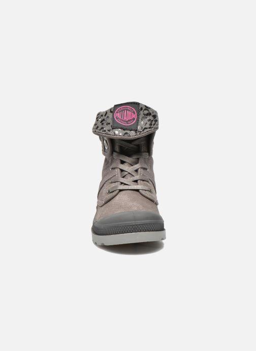 Boots en enkellaarsjes Palladium Baggy Fl K Grijs model