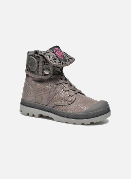 Boots en enkellaarsjes Palladium Baggy Fl K Grijs detail