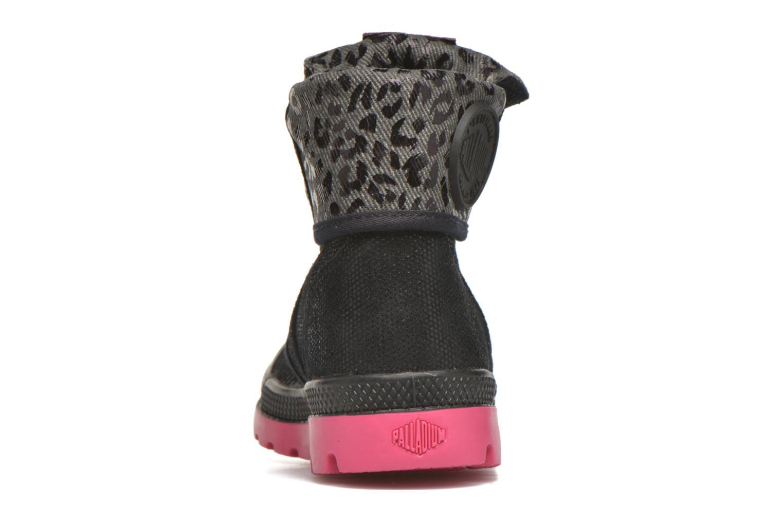 Bottines et boots Palladium Baggy Fl K Noir vue droite
