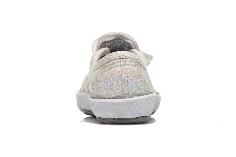 Sneakers Feiyue Fe Lo Glitter Easy Argento immagine destra