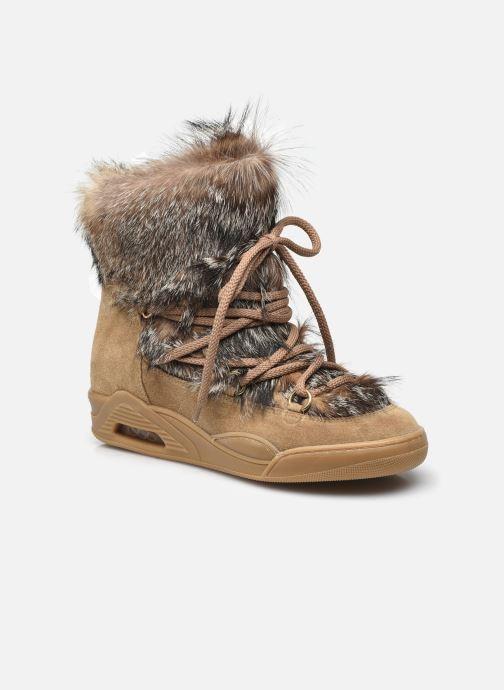 Stiefeletten & Boots Serafini Moon Fur braun detaillierte ansicht/modell