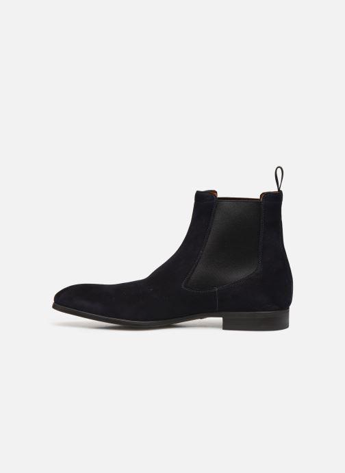 Boots en enkellaarsjes Santoni Simon 13414 Blauw voorkant