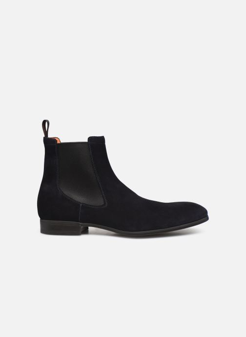 Boots en enkellaarsjes Santoni Simon 13414 Blauw achterkant