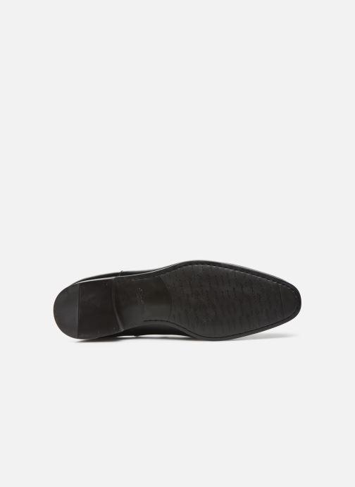 Stiefeletten & Boots Santoni Simon 13414 schwarz ansicht von oben
