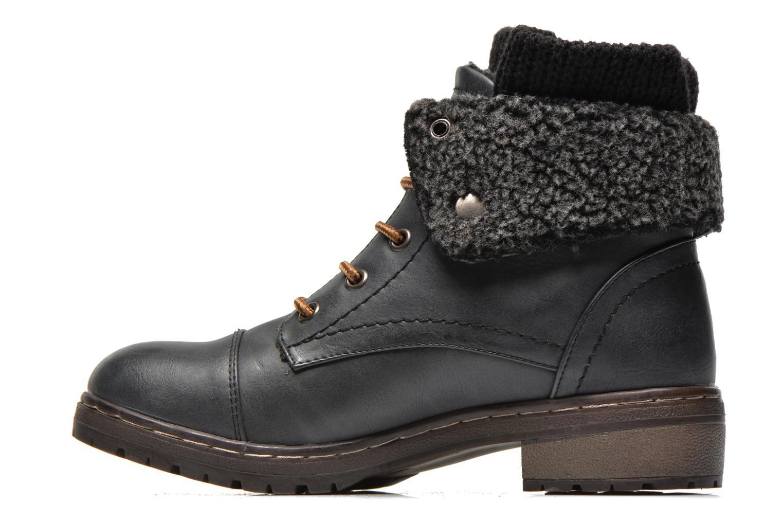 Bottines et boots Coolway Bring Noir vue face