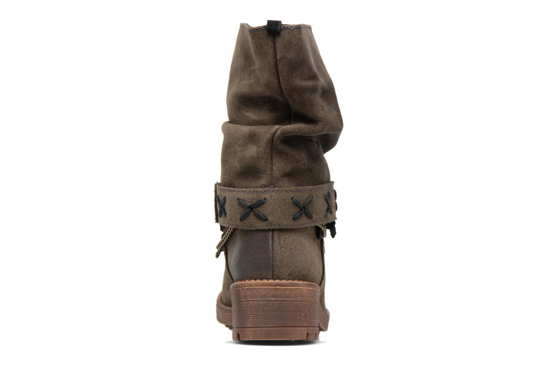 Bottines et boots Coolway Angus Marron vue droite
