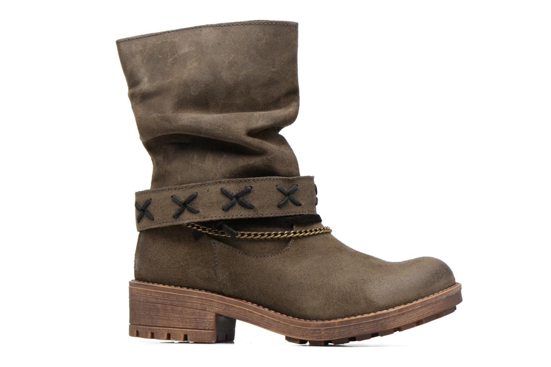Boots en enkellaarsjes Coolway Angus Bruin achterkant