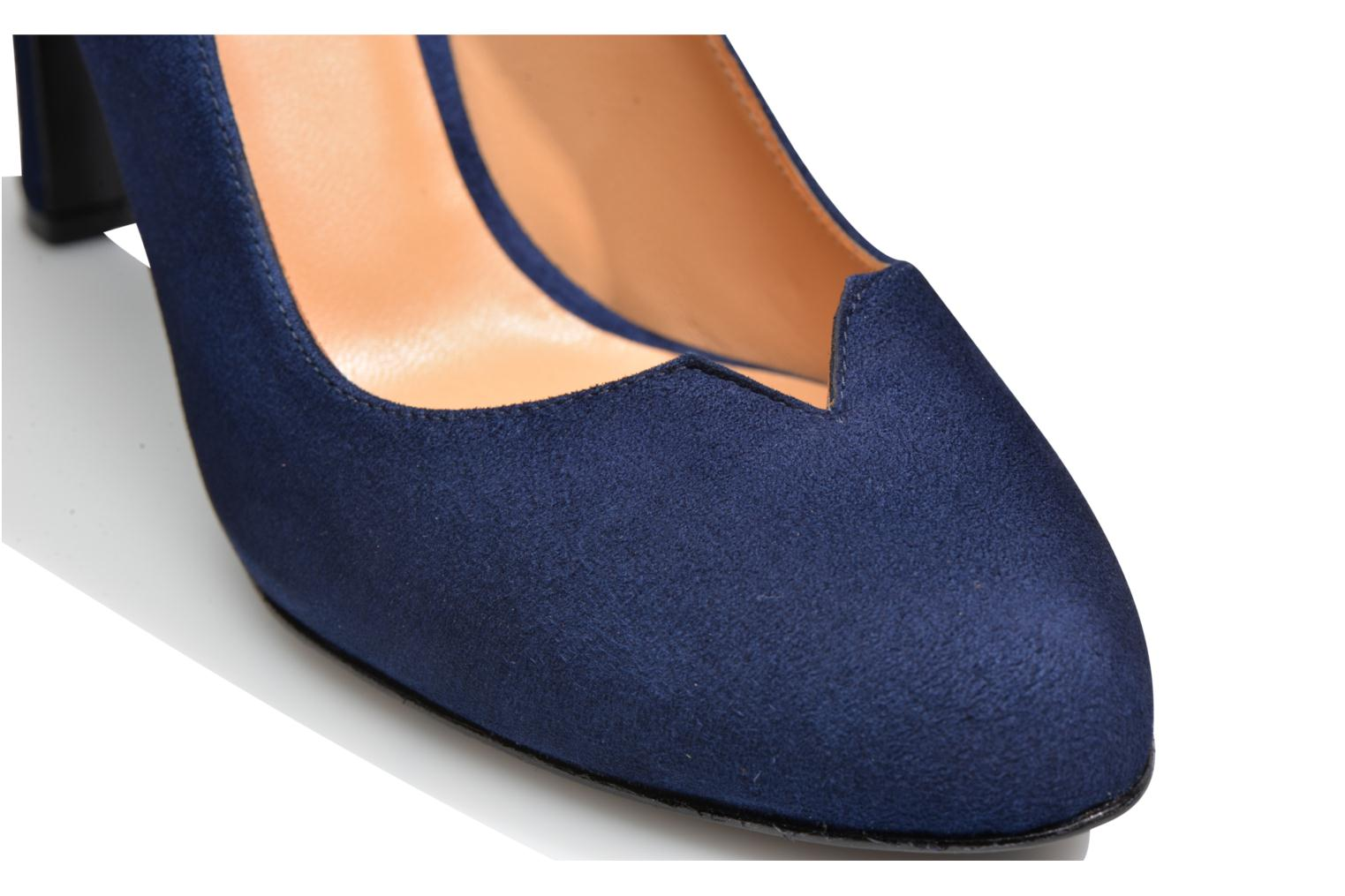 Pumps Made by SARENZA Western Fever #7 Blauw links