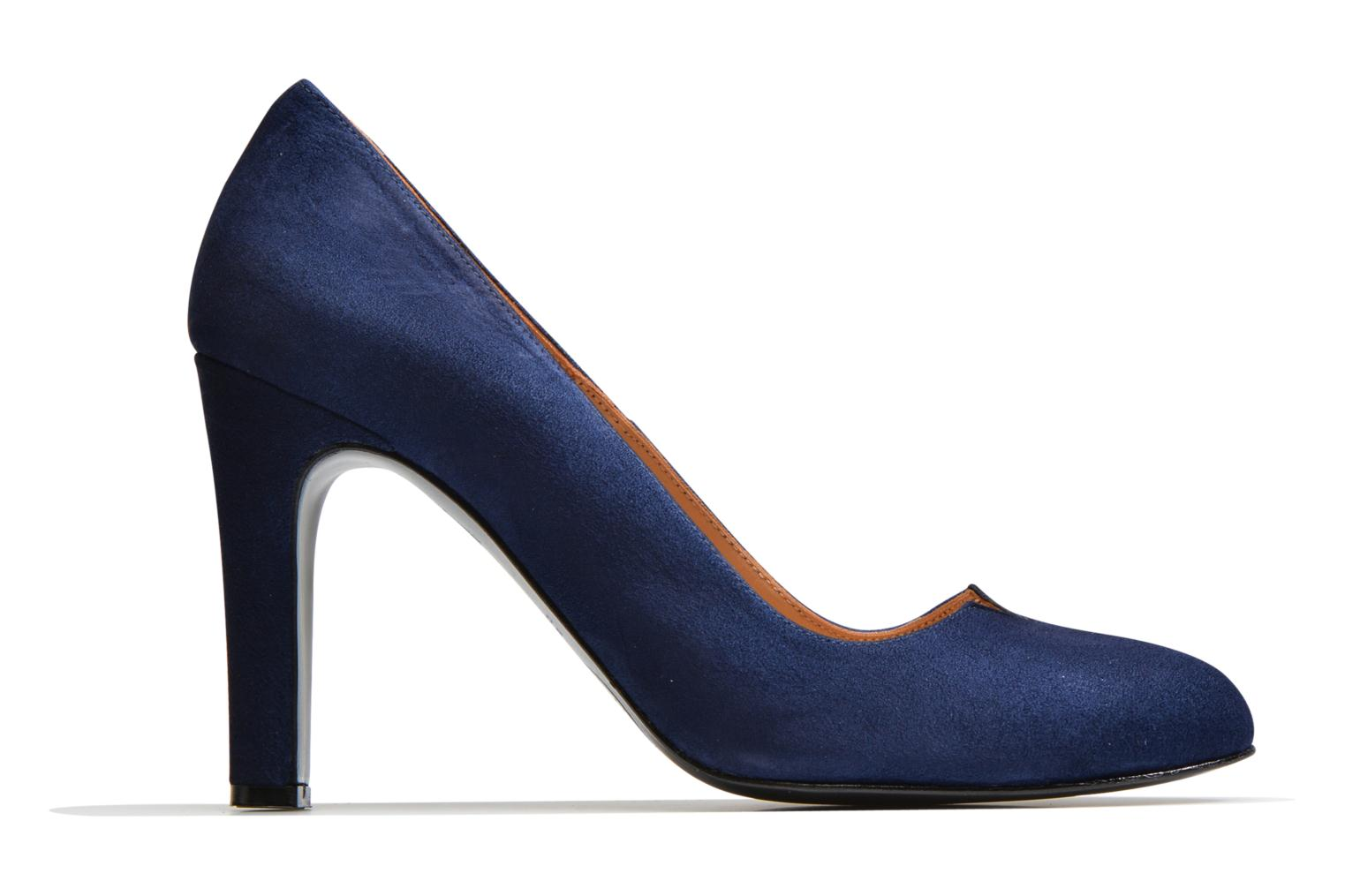 Pumps Made by SARENZA Western Fever #7 Blauw detail