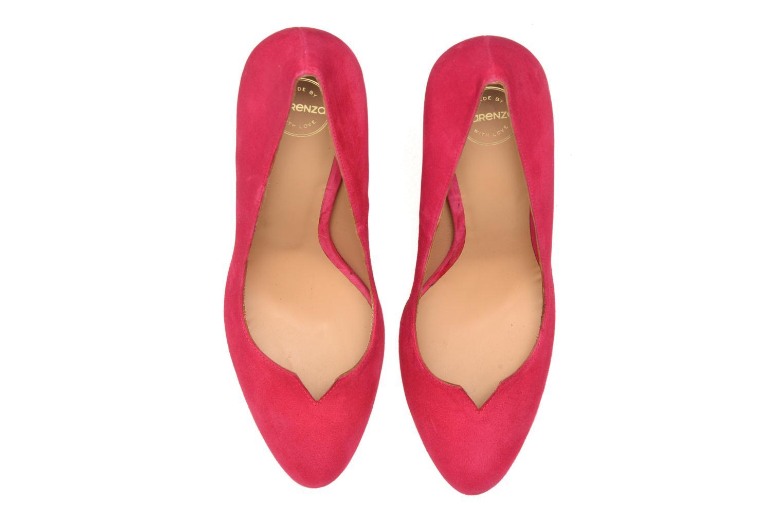 Escarpins Made by SARENZA Western Fever #7 Rose vue portées chaussures