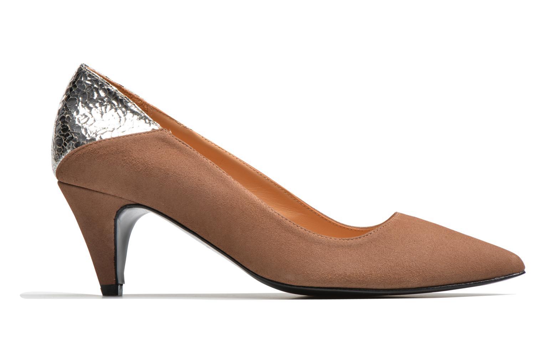Escarpins Made by SARENZA Flore Thirties #9 Marron vue détail/paire