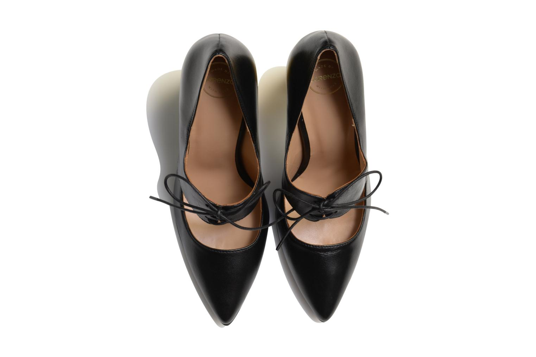 Escarpins Made by SARENZA Flore Thirties #10 Noir vue portées chaussures