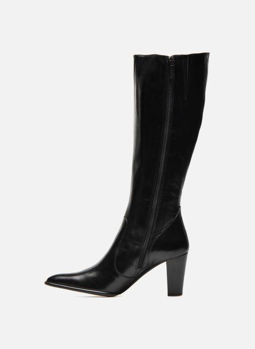 Boots & wellies Perlato Phefo Black front view