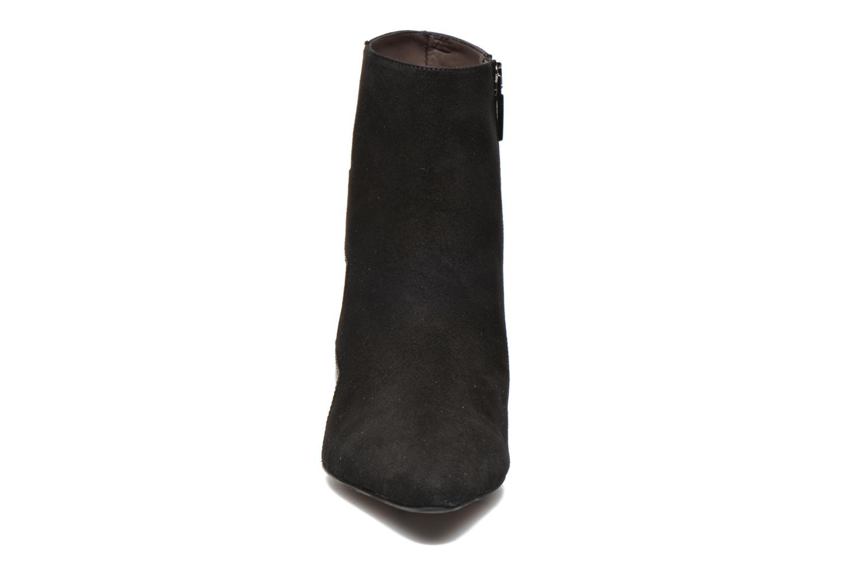 Bottines et boots Perlato Prugo Noir vue portées chaussures