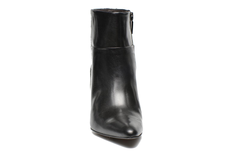 Bottines et boots Perlato Poobe Noir vue portées chaussures