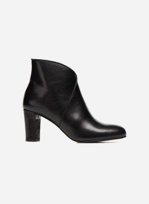 Bottines et boots Perlato Plapo Noir vue derrière