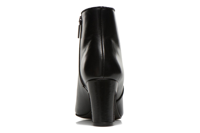 Bottines et boots Perlato Plapo Noir vue droite