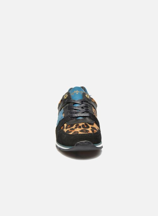 Sneakers Pantofola d'Oro Lecce Low Zwart model
