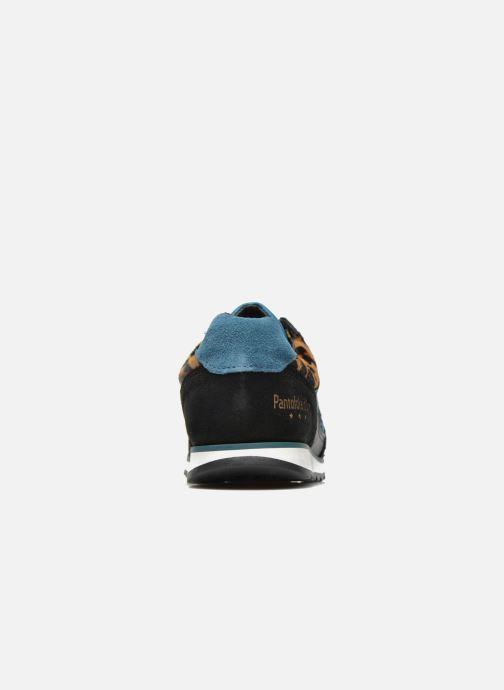 Sneakers Pantofola d'Oro Lecce Low Zwart rechts
