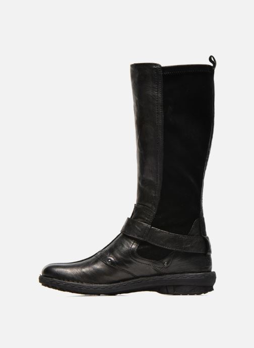 Boots & wellies Khrio Reandria Black front view